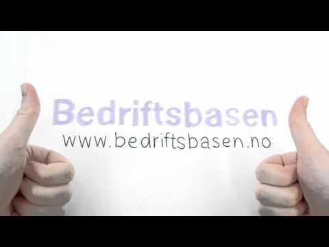 Bedriftsbasen logo reklame