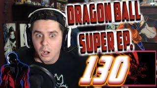 Goku's Time Runs Out...! Dragon Ball Super EP. 130 Live Reaction!