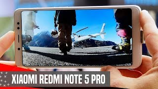 Video Xiaomi Redmi Note 5 Pro 7K_23nAKPhA