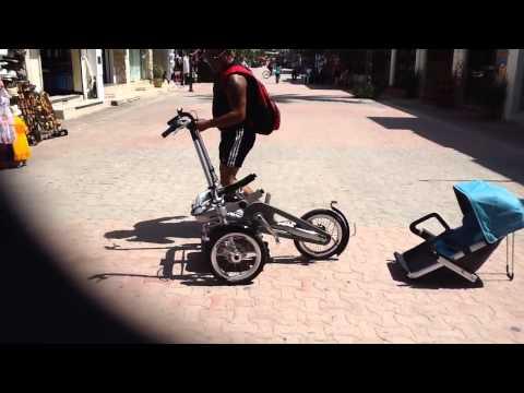 Unverzalno biciklo