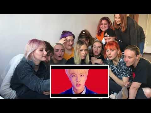 BTS (방탄소년단) 'IDOL' Official MV KPOP REACTION