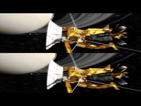 Вселенная: Семь чудес Солнечной системы 3D. FullHD (Вертикальная анаморфная стереопара)