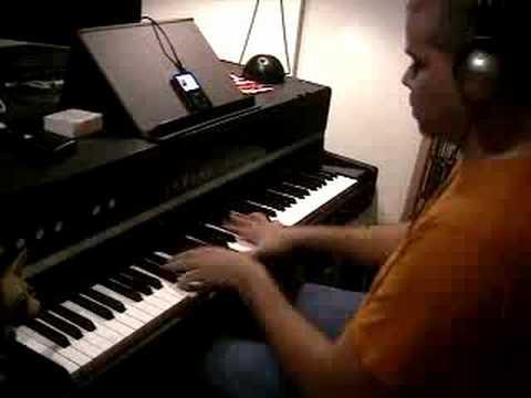 Ismael Rivera - El Nazareno - Piano - AleMarquis