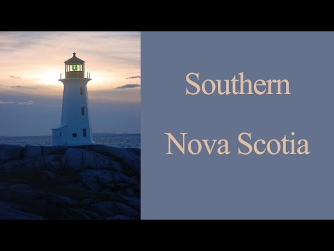 South Mainland of Nova Scotia