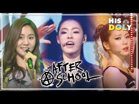 AFTER SCHOOL Special ★Since 'AH' to 'First Love'★ (1h 9m Stage Compilation)