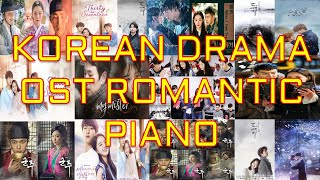 korean drama romantic piano instrumental soundtrack (Blackpink???)