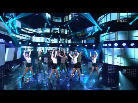 U-KISS - Stop Girl, 유키스 - 스탑 걸, Music Core 20121013