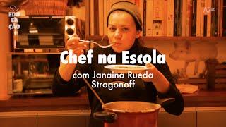 Mix Palestras | Cozinheiros da Educação | Janaína Rueda