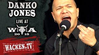 Danko Jones - Live at Wacken Open Air 2015