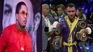"BREAKING NEWS: VASYL LOMACHENKO SAY'S  ""TANK"" DAVIS IS ONLY P4P KING OF TWITTER THAT'S ABOUT ALL !!"