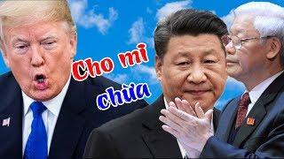 Hà Nội hoảng loạn vì Mỹ bắt đầu chuyển hướng, trừng phạt CSVN sau Trung Quốc