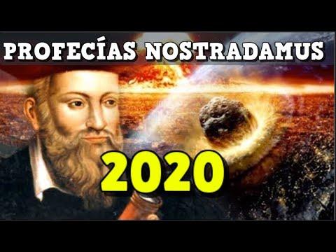 Profecias de nostradamus para 2018-2019