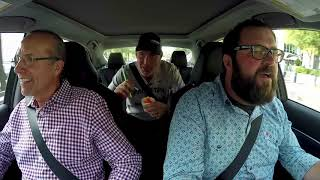 NASCAR on NBC - Kyle & Rut's Uber Preview