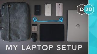 My Laptop Setup #1 - Dave2D