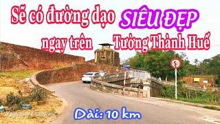 Huế: Di dời dân Thượng Thành sắp hoàn thành   Mong một đường dạo siêu đẹp!   Lequang Channel