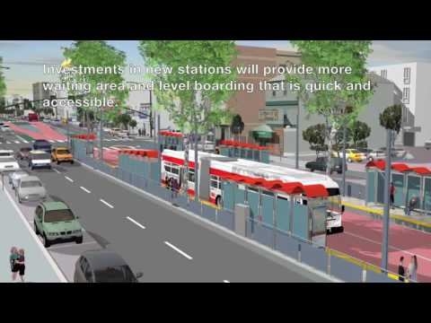 How Geary BRT Will Work