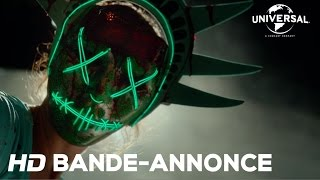 American nightmare 3 : élections :  bande-annonce VF