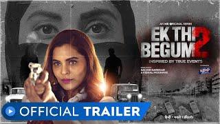 Ek Thi Begum Season 2 MX Player Web Series Video HD
