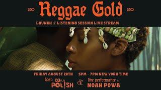 Reggae Gold 2020 Launch & Listening Session