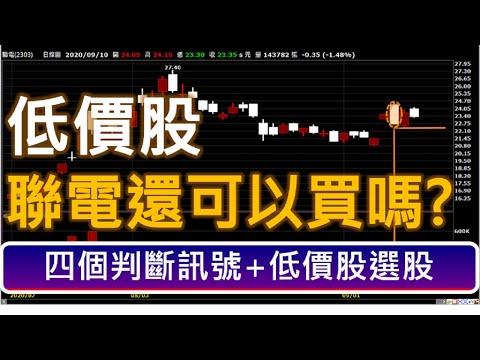 聯電(2303) | 中芯轉單效應!  聯電還可以買嗎?  | 低價潛力股選股 | 台股股票分析