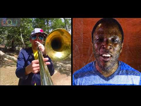 Baixar Bruno Mars - Just the Way You Are Cover - Ft. Leonard Patton - Paul the Trombonist - Vocal Trombone