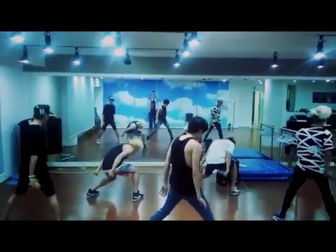 SHINee AMIGO Dance Break Practice