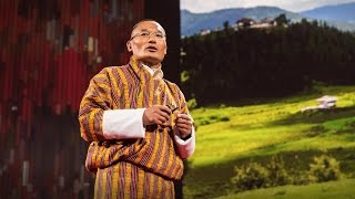 This country isn't just carbon neutral — it's carbon negative   Tshering Tobgay