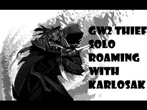 Guild Wars  Daredevil Solo Build