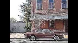 My production the story of  Bernadette the 1975 528 e12 BMW