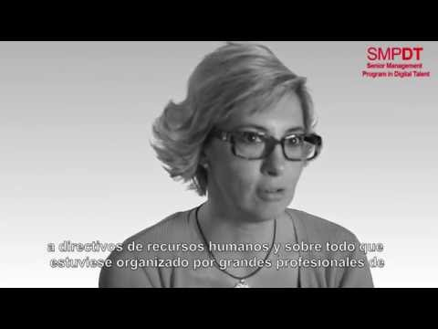Protagonistas SMPDT: Pilar Llácer, Directora del Senior Management Program in Digital Talent