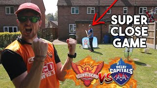 Backyard T20 BATTLE - IPL 2019 Edition (WHAT A GAME!)
