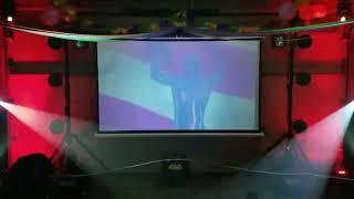 Kurt angle WM 34 ENTRANCE
