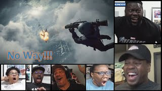 How the internet reacted to the RENDEZOOK Battlefield 2042 Reveal Trailer (Reaction Compilation)