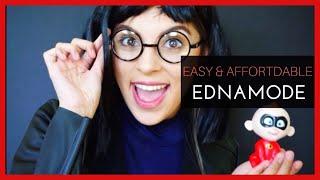 QUICK & EASY EDNA MODE HALLOWEEN COSTUME