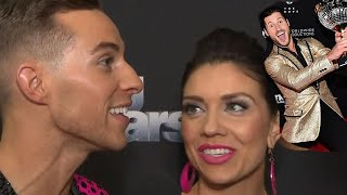 'DWTS': Jenna Johnson Hopes Adam Rippon Gets Her One Mirrorball Closer to Boyfriend Val Chmerkovs…