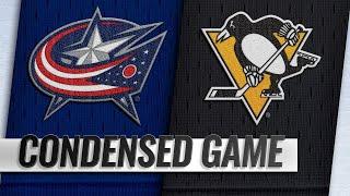 03/07/19 Condensed Game: Blue Jackets @ Penguins