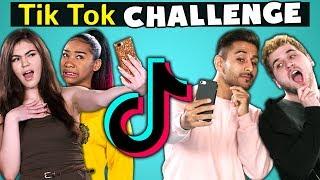 Viral Tik Tok Challenge | Challenge Chalice