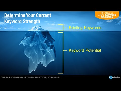 Digital Marketing: The Science Behind Keyword Selection [Webcast]