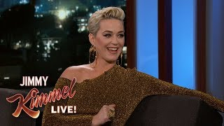 Katy Perry on Orlando Bloom Engagement