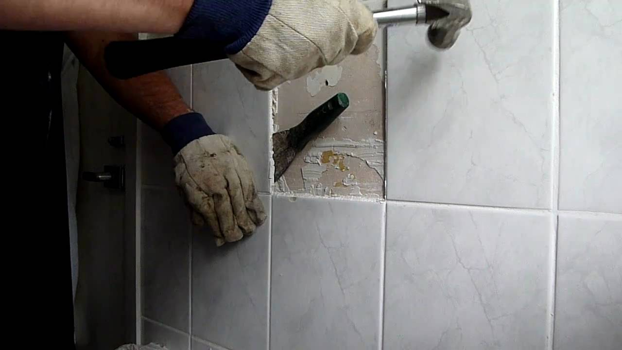 removing bathroom tiles 26205