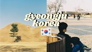 My Weekend Trip to Gyeongju | Korea Vlog (경주)