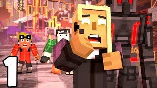 Minecraft Story Mode: Season 2 - Episode 5 - DESTROYED! (1)