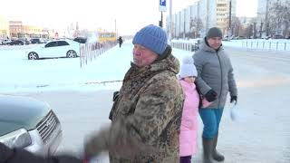 На съемочную группу «Вестей-Омск» сегодня было совершено нападение