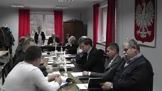 Dnia 28 grudnia 2018r. w Ośrodku Kultury, Sportu i Turystyki odbyła się IV Sesja Rady Miasta i Gm