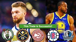 2019-20 NBA Trade Machine: Domantas Sabonis, Andre Iguodala