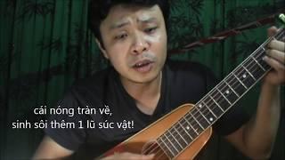 Nhạc chế 52: Hà Nội mùa gián.