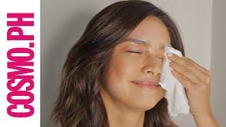 Watch Erich Gonzales Remove Her Makeup