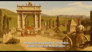 """Hail, Caesar"" Rome Intro Narration - Michael Gambon"