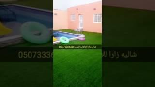 المدينه المنوره شاليه زارا للالعاب المائيه     -