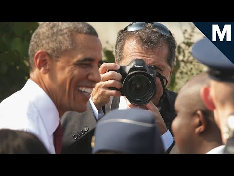 Obama Photographer Pete Souza's Memories in a New Documentary | Mashable